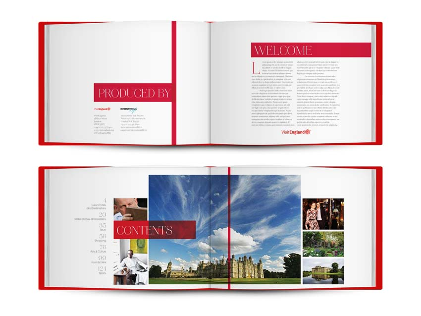 Coffee Table Book Templates