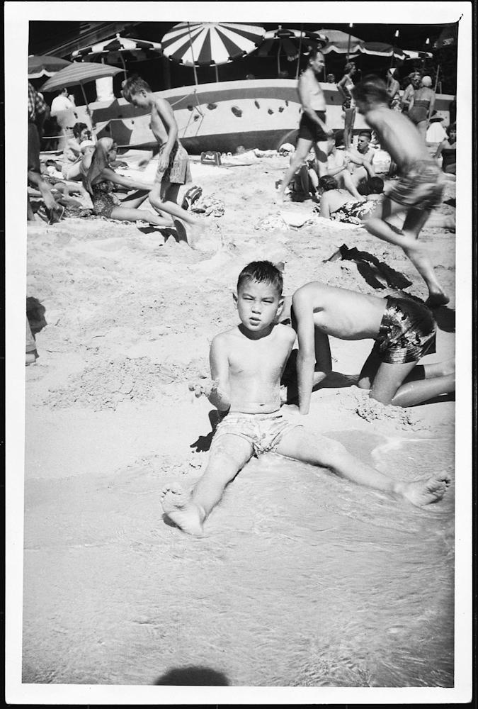 Early Waikiki /circa 1955