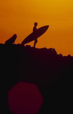 Maui sunset | Dana Edmunds | 1976