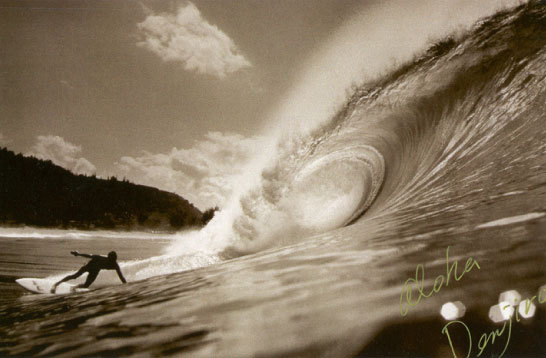 Face in the wave, Pipeline | p. Denjiro Sato