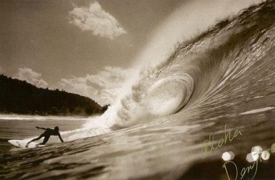 Face in the wave, Pipeline | Denjiro Sato