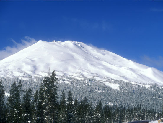 Mt. Bachelor, Bend, OR