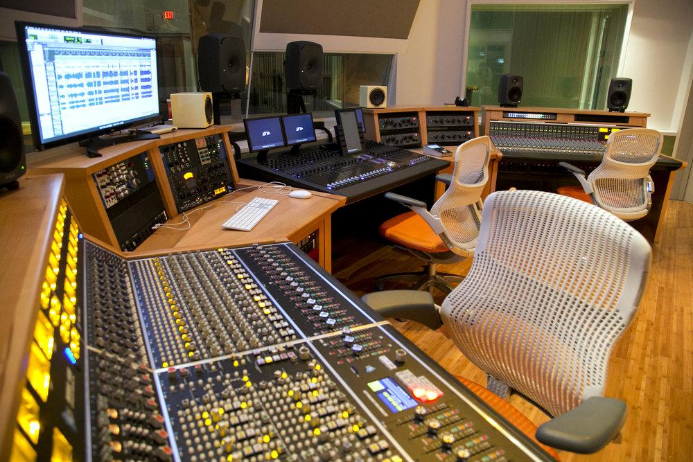 Weeks Recording Studio