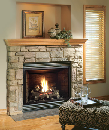Fireplaces Earhart Heating And Cooling