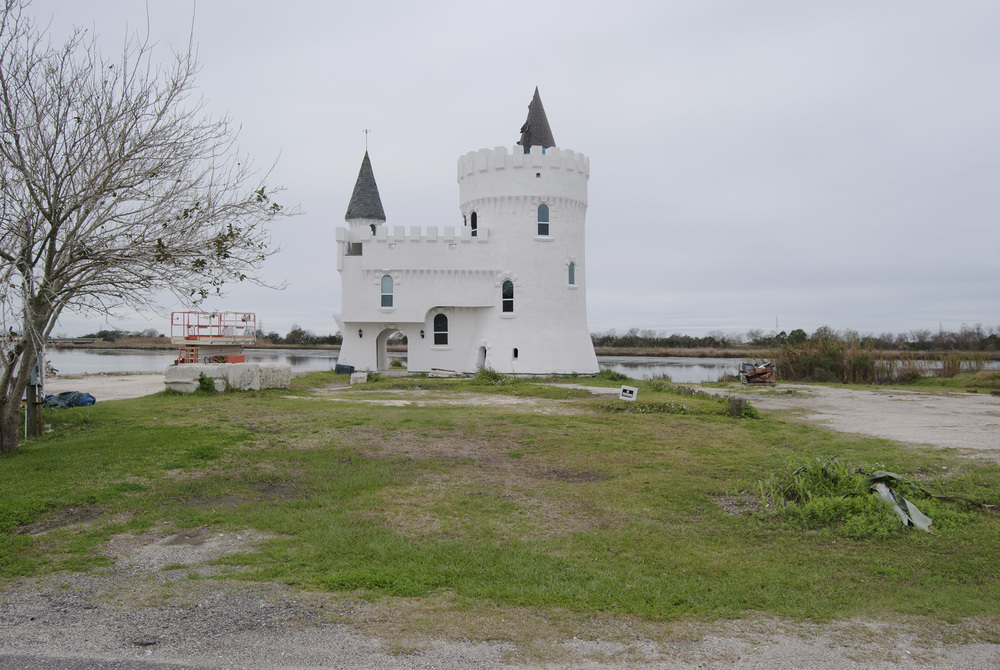 Irish Bayou Little Castle, Route 11, LA