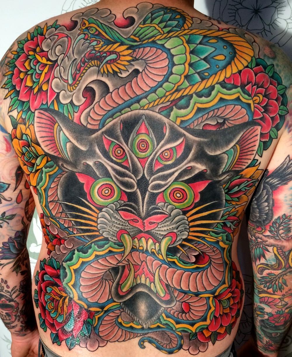 tattoos dave fox tattoos