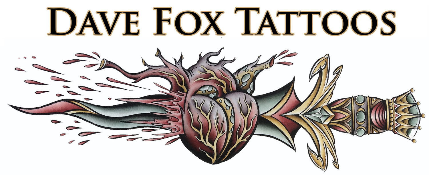Dave Fox Tattoos