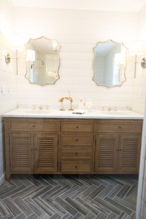 Seattle Interior Design Portfolio KP Spaces - Bathroom furniture seattle