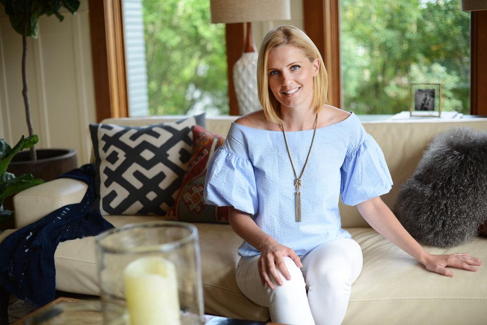 Keri Petersen - Owner of Kp Spaces
