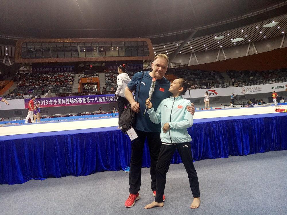 Coach Esa & Tang Xiting