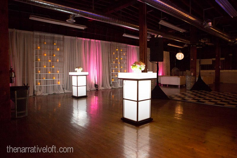 thenarrativeloft birthday bash town&country events dance floor