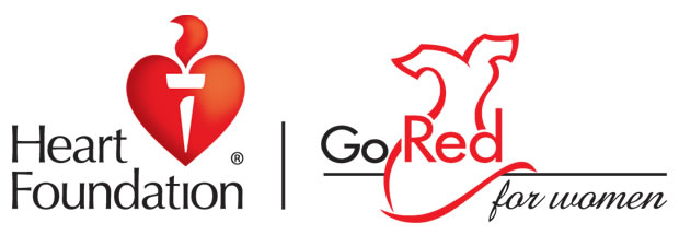 gored-wear red heart month heart disease prevention healthy happy mind body