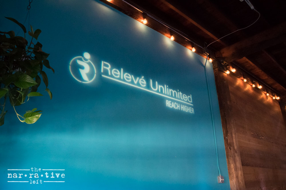 Reach higher. Releve' Unlimited's motto for creating the most amazing events around.