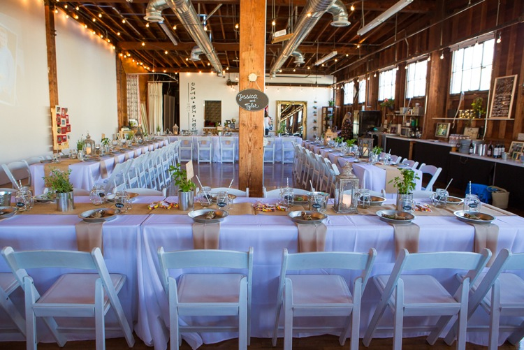 The table and chair setup created closeness between guests.