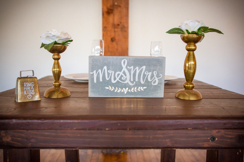 Adorable details!  Photo Credit: The Narrative Loft