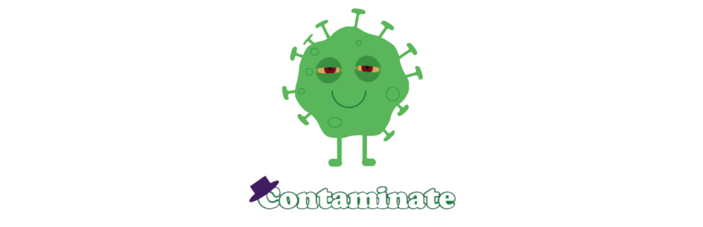 Contaminate is a game ideated and designed by three designers: Shima Khaki, Stephan Charbit, and Kristine Koch