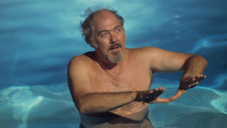 This picture of Altman on the set of 3 Women very keenly demonstrates a lot of the reasons why the 70s were    indeed the greatest cinematic decade