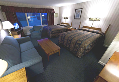 Stowe Deluxe  Efficiency lodging