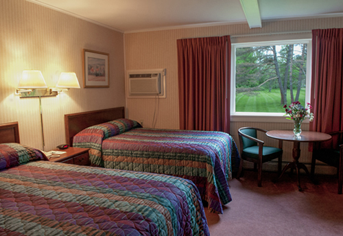Stowe lodging Value Room