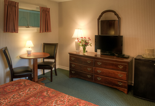 Stowe lodging Superior Room
