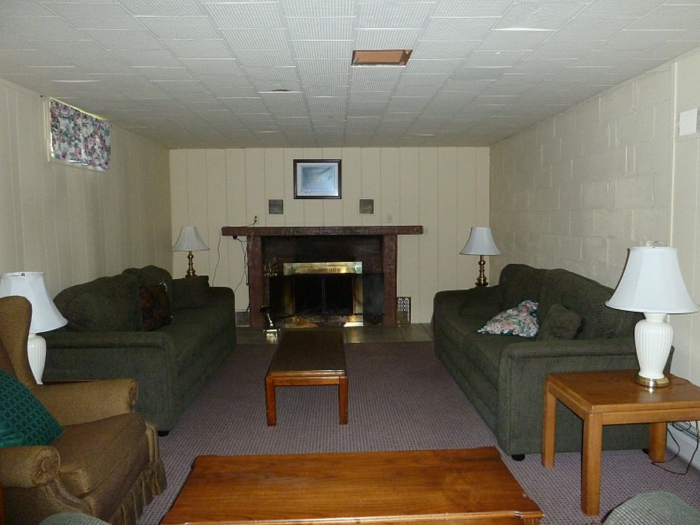 Game Room Area