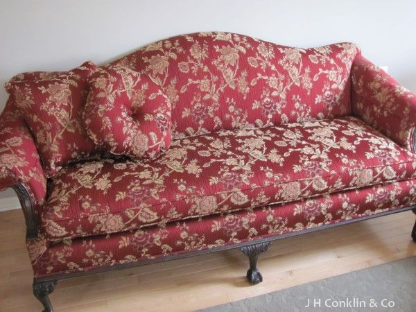 Sofa upholstered Mullica Hill