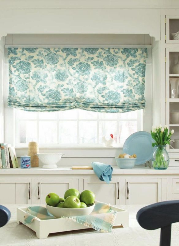 Custom Relaxed Roman Shades Examples And Prices
