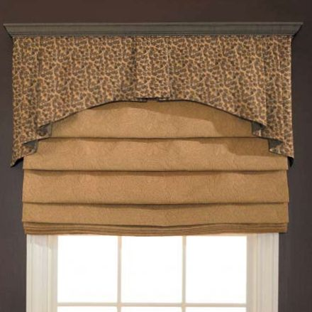 Roman Shades Inside Or Outside Mount