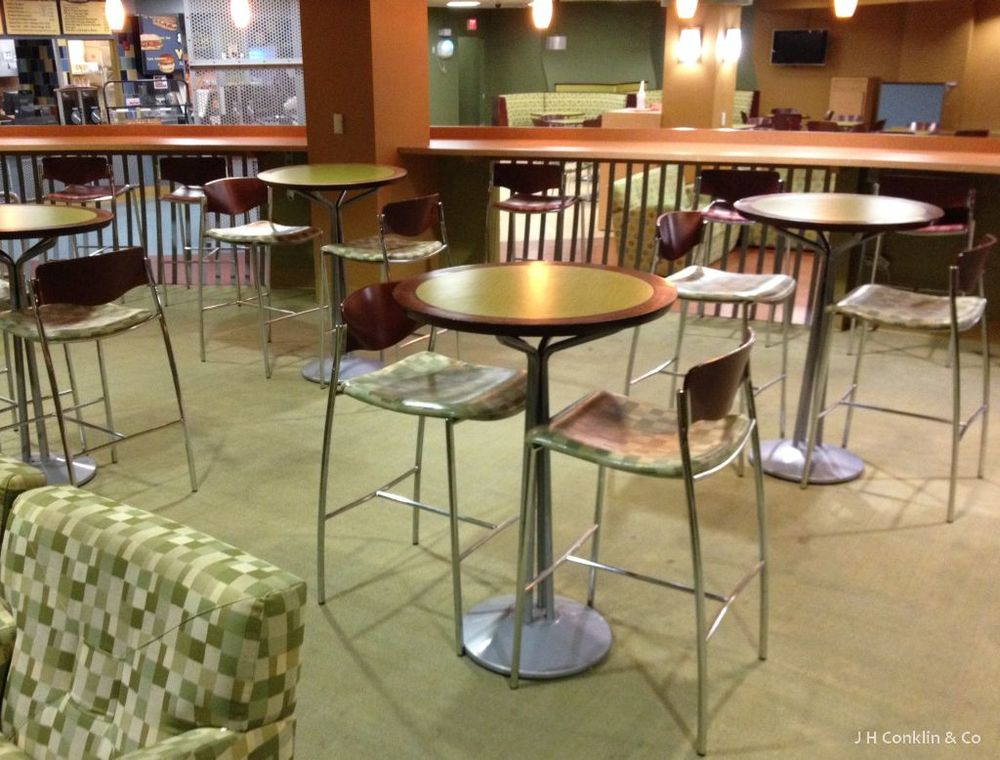 Food Court Bar Stools