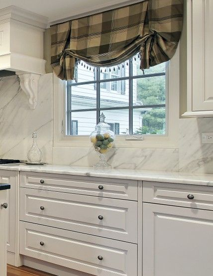 london roman shade kitchen nj