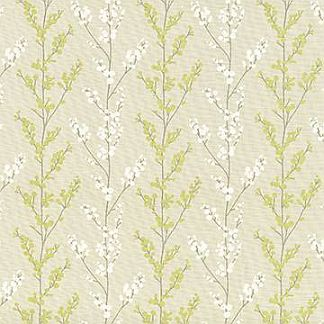 kasmir balloon shade fabric nishino lemongrass