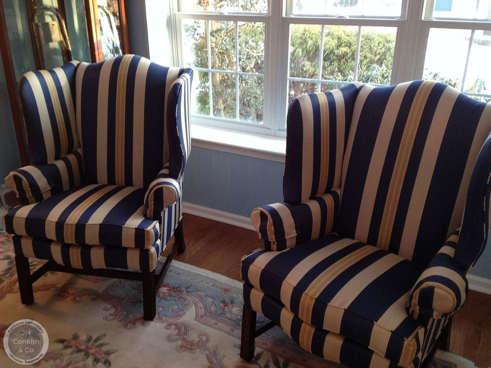 Cost To Re Upholster A Wing Chair