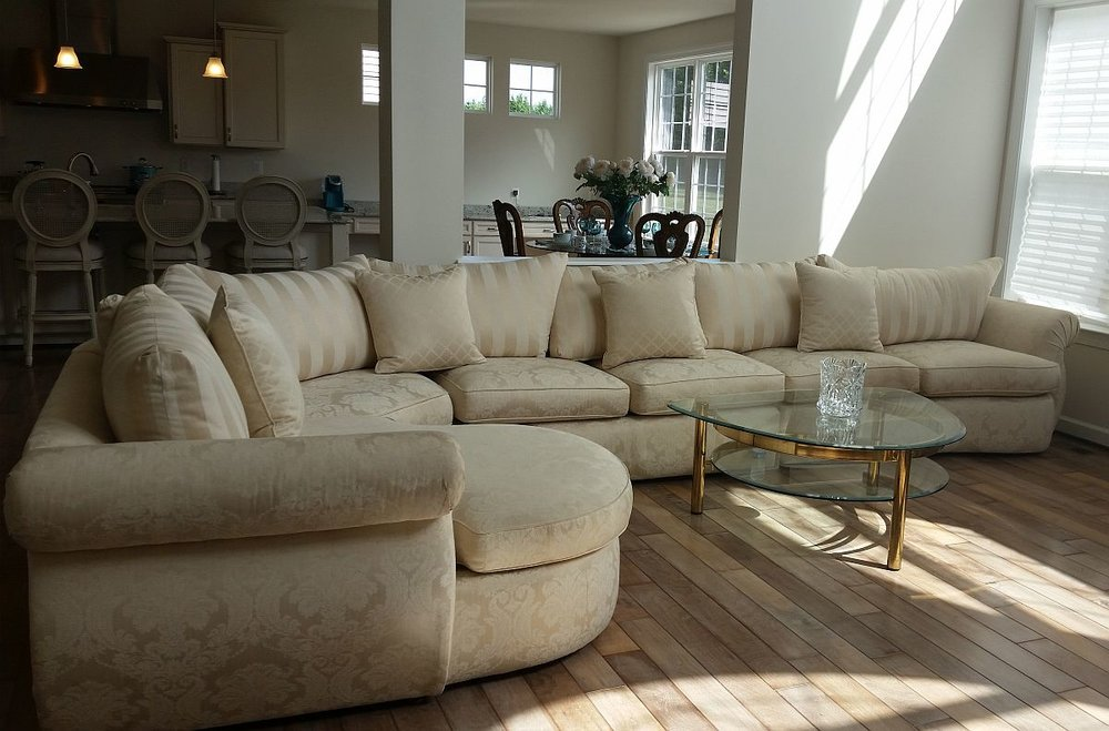 sectional sofa before upholstery delaware