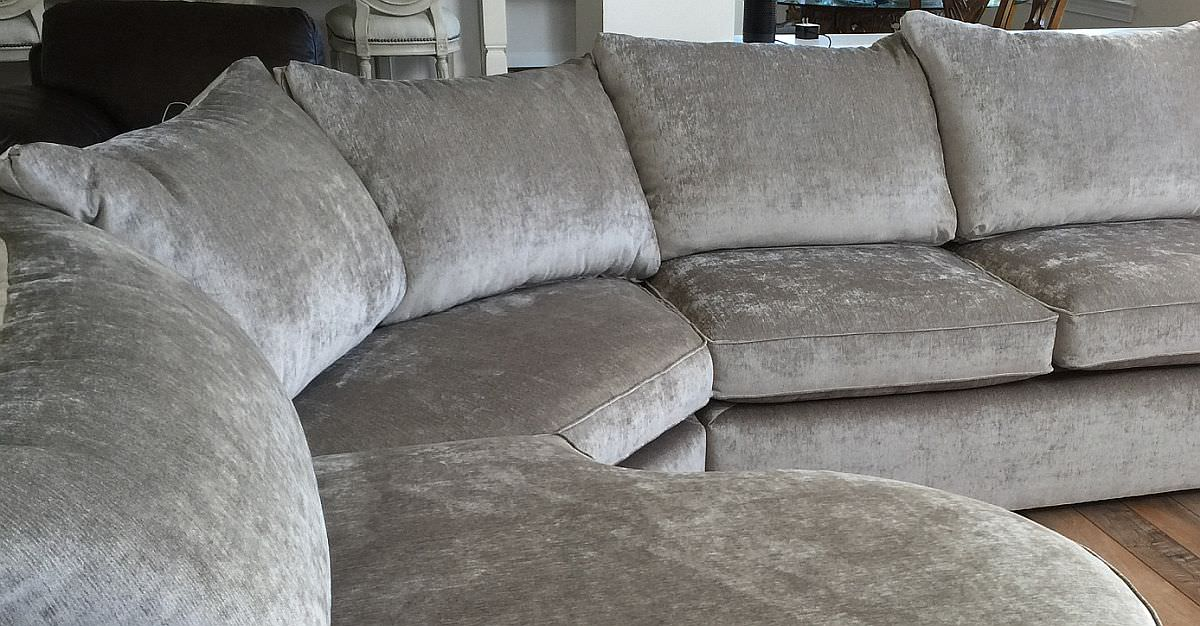 How Much Does it Cost to Reupholster A Sectional Sofa : reupholster sectional couch - Sectionals, Sofas & Couches