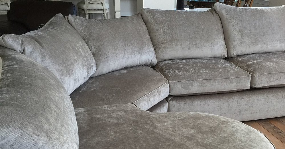 How much does it cost to reupholster a sectional sofa Reupholster loveseat
