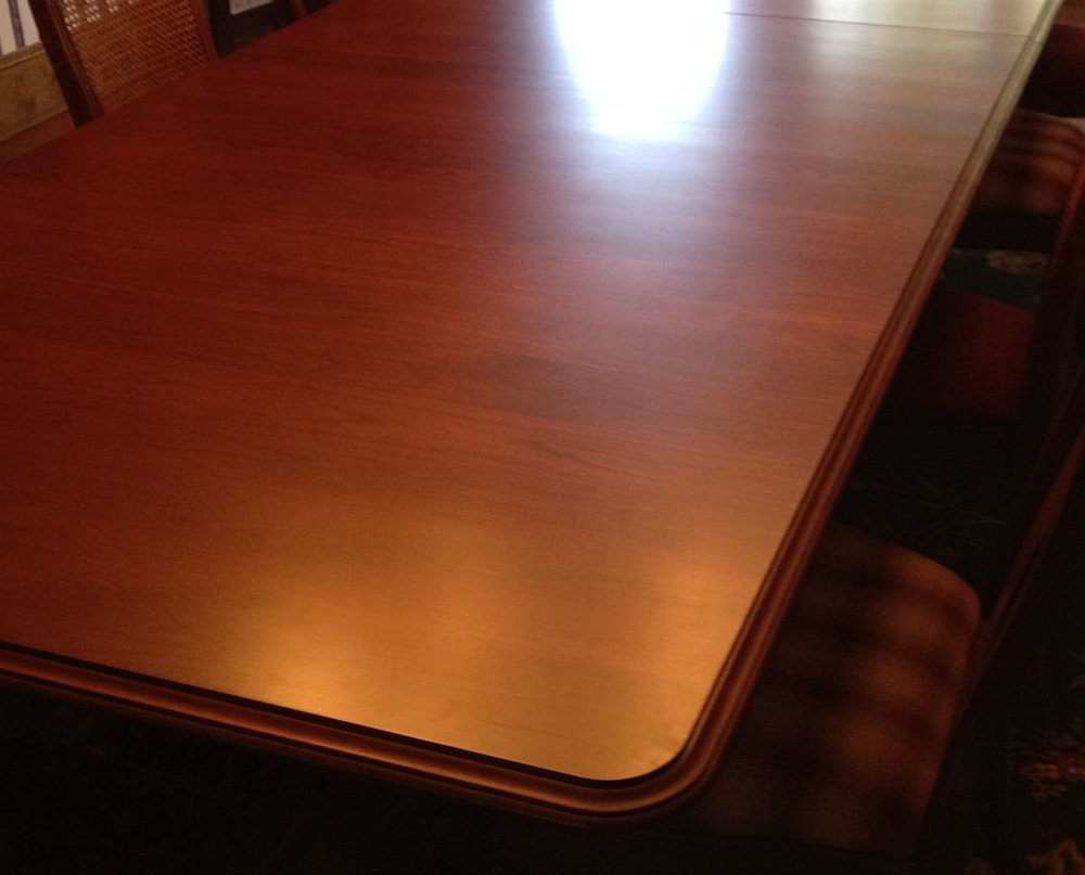 refinished dining table west deptford nj