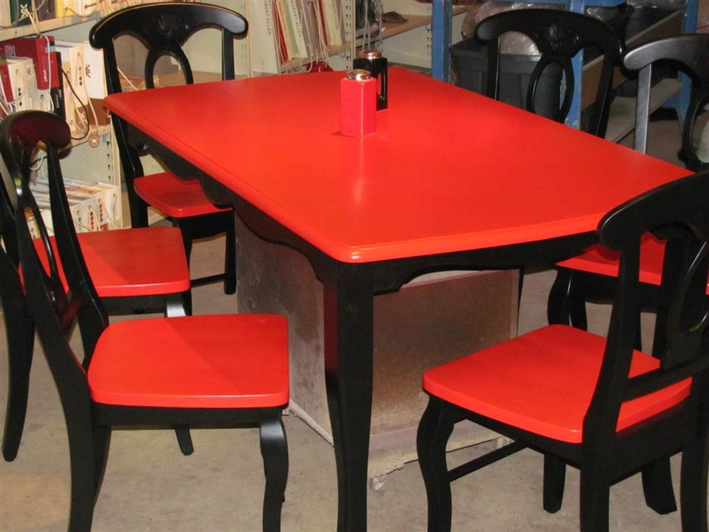 coca cola table refinished mullica hill nj