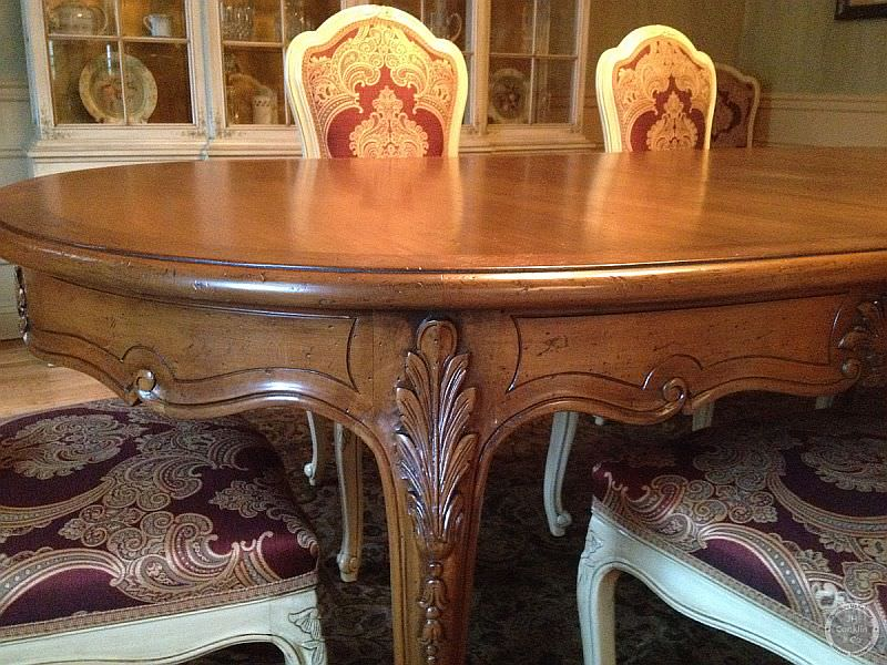 refinished french table mullica hill nj