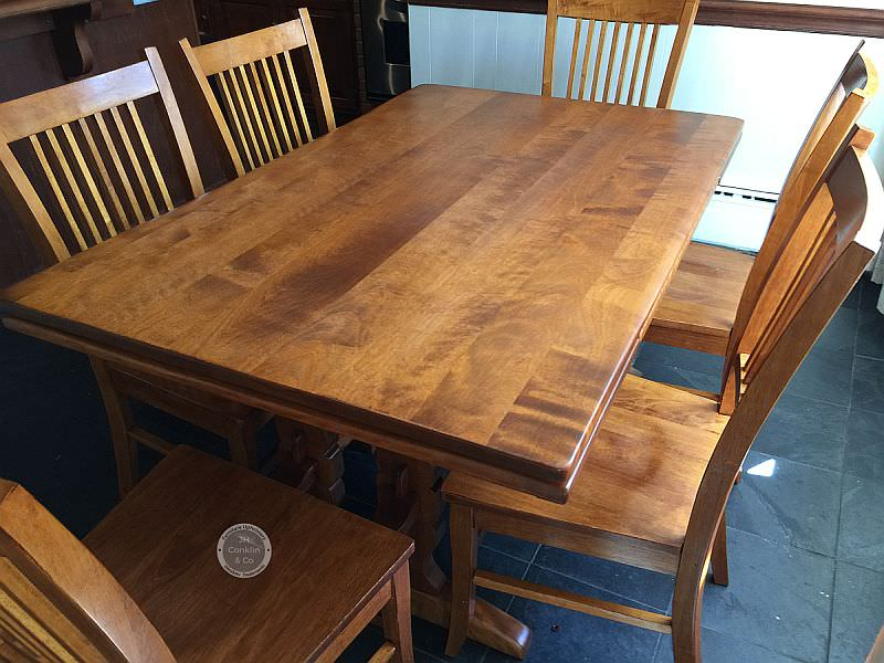 table refinished haddonfield nj