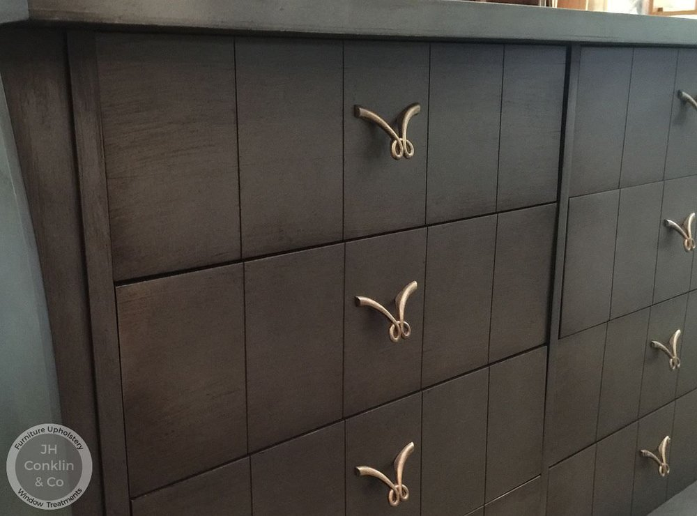 custom metallic finish dresser collingswood nj