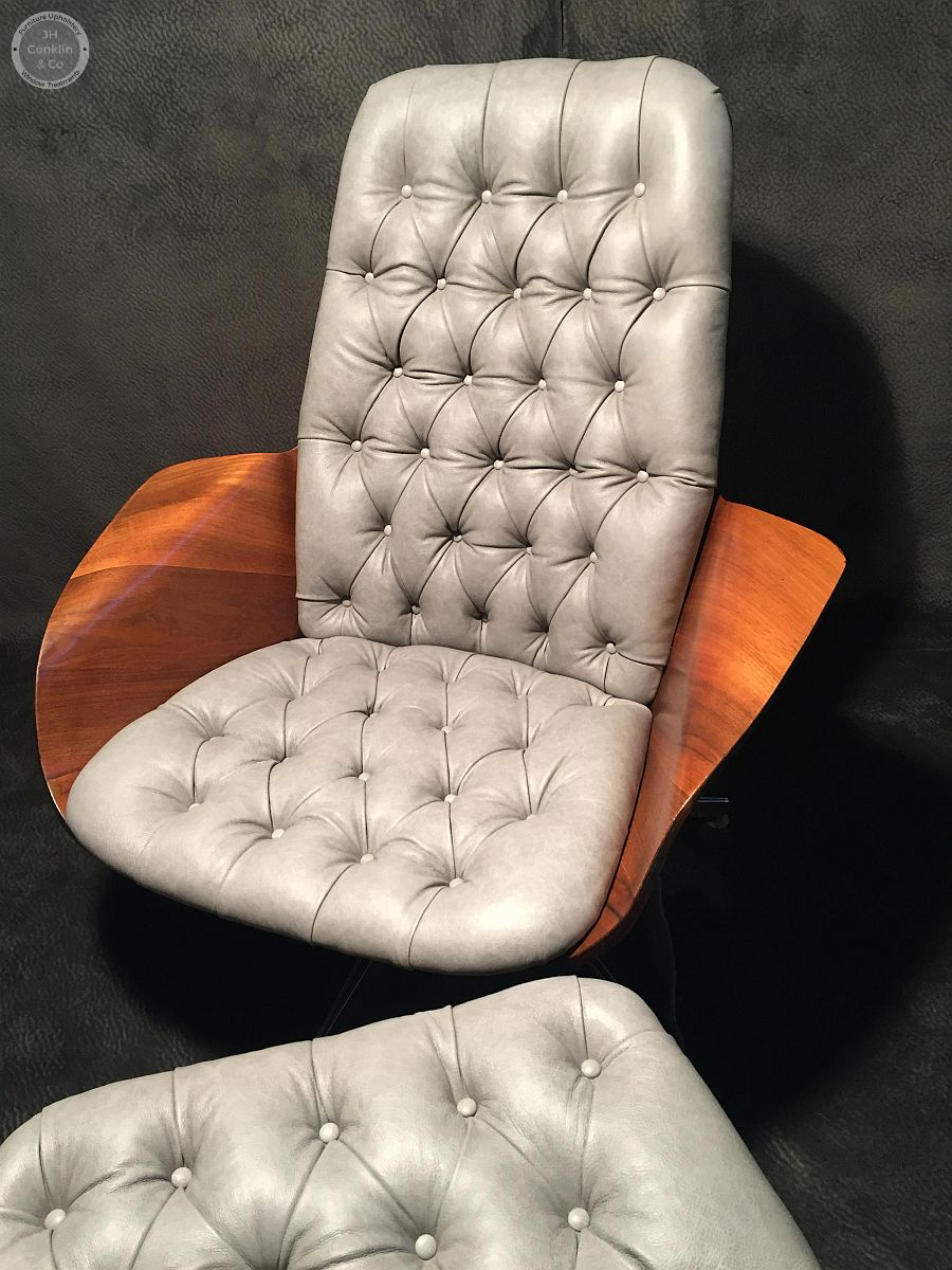 mid century plycraft mulhauser chair for sale nj