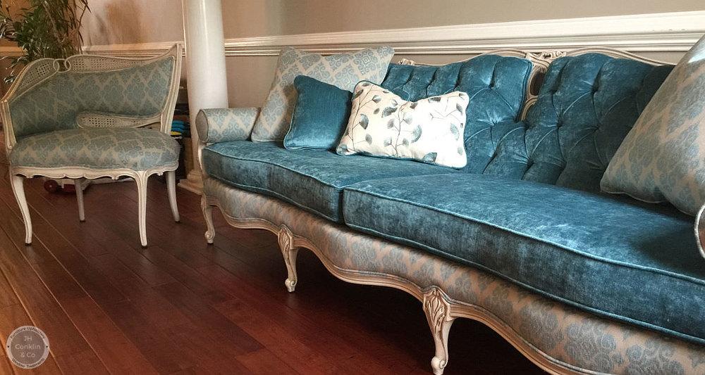 Furniture transformation Moorestown NJ