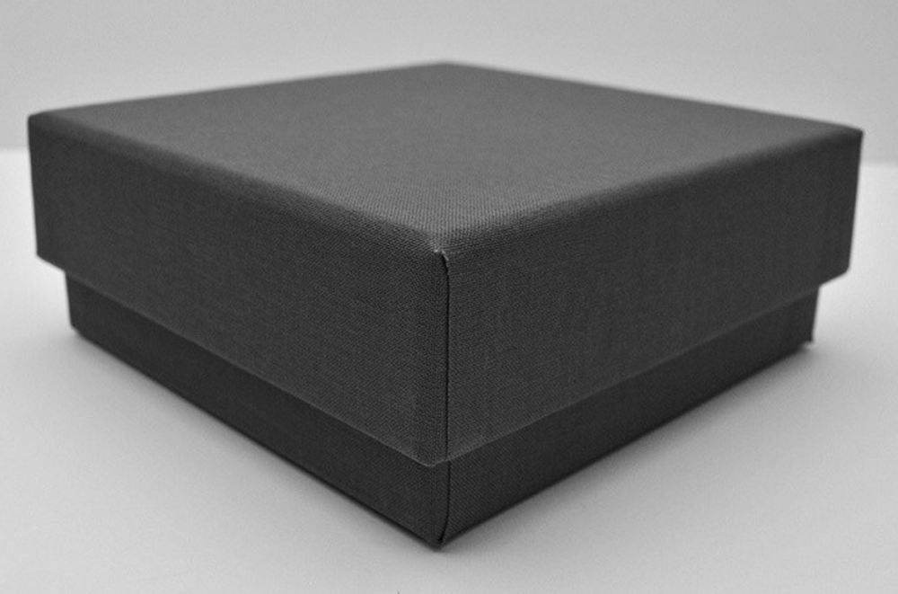 Graphite Album Box - *Don't forget that included in the purchase of your album is a complete album design by me and two complimentary revisions. Along with a Graphite Album Box to hold your stunning album.