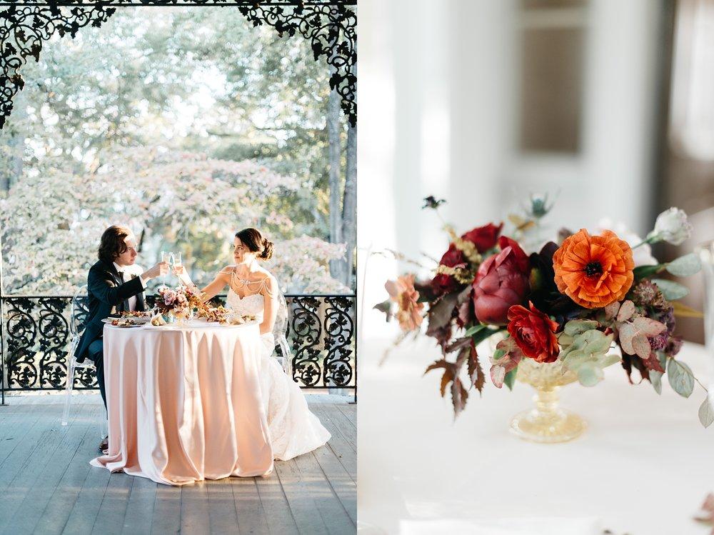 Lace House Wedding
