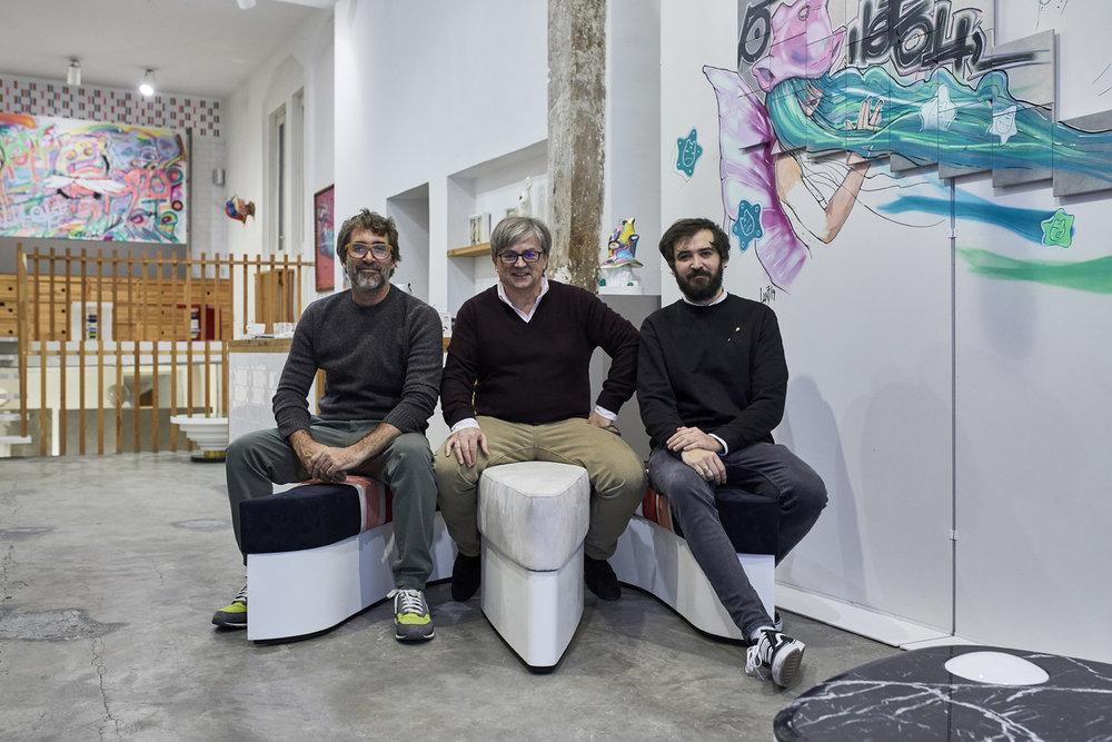 Rafael Lanfranco, Paolo Setti, Bakea