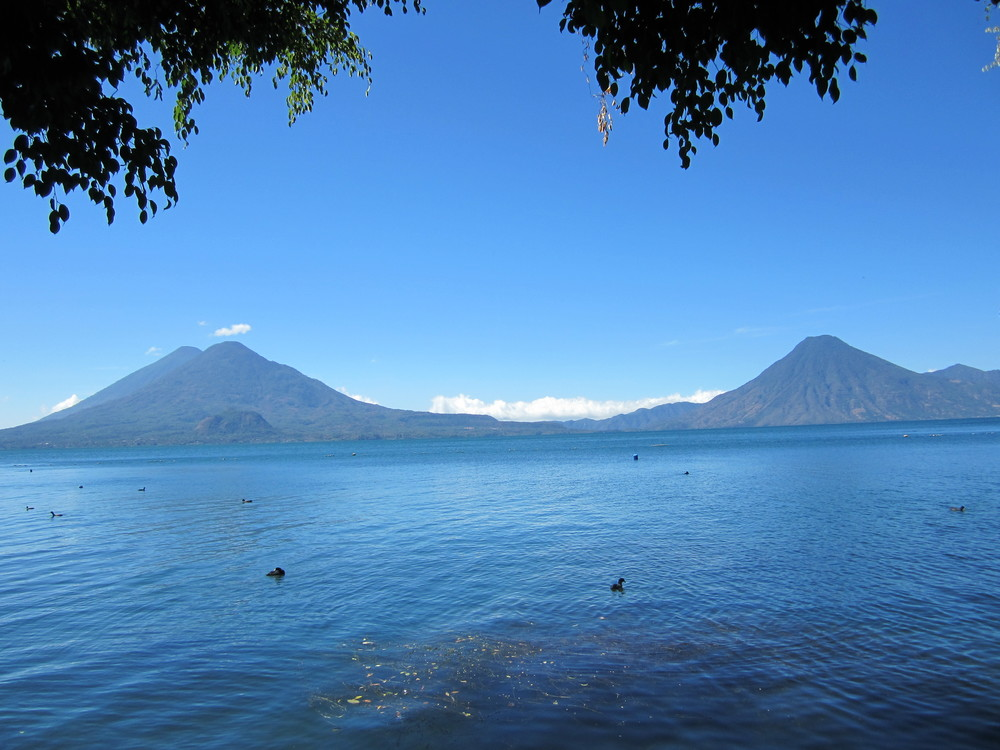 Lago Atitlán, Guatemala