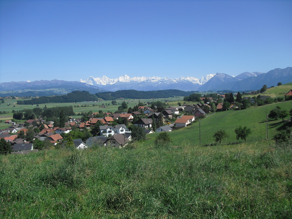 Near Riggisberg, Switzerland