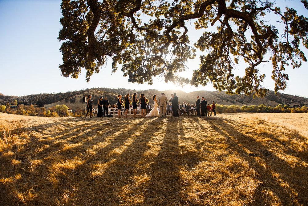 Unique Ceremony Site