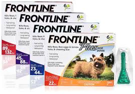 Buy 3 Frontline and get 1 FREE or Buy 6 Frontline and get 2 FREE!  That means you get 4 months of Frontline for the price of 3 or you get 7 months of Frontline for the price of 6!!!!!