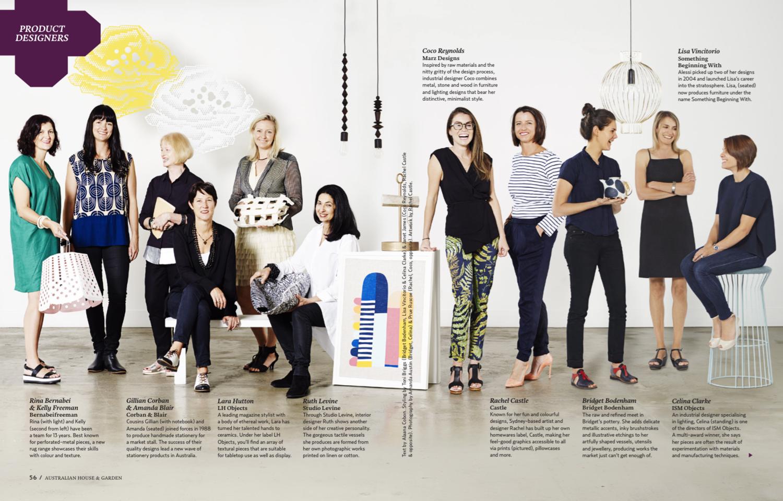 vogue top 100 women in design — fleur